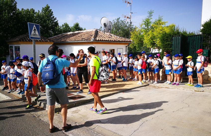 Excursión Niños y Niñas Colegio La Luna 8