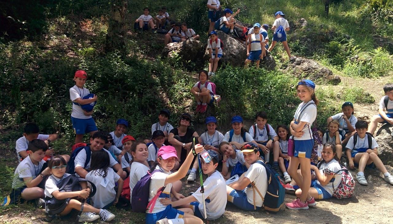 Excursión Niños y Niñas Colegio La Luna 4