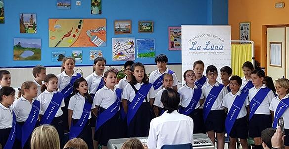 Clases Alumnos, Colegio Bilingüe