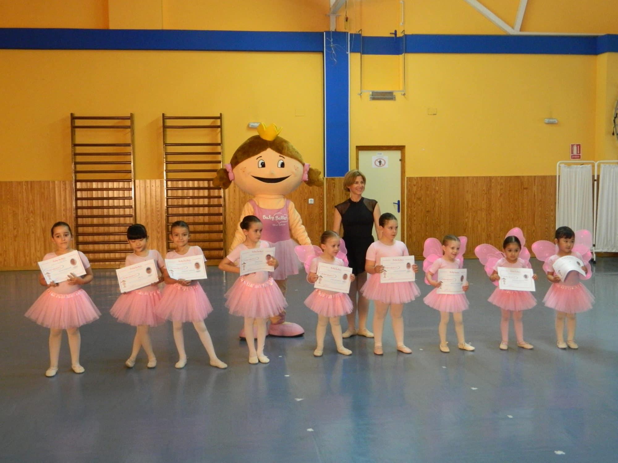 Extra escolar Ballet, La Luna