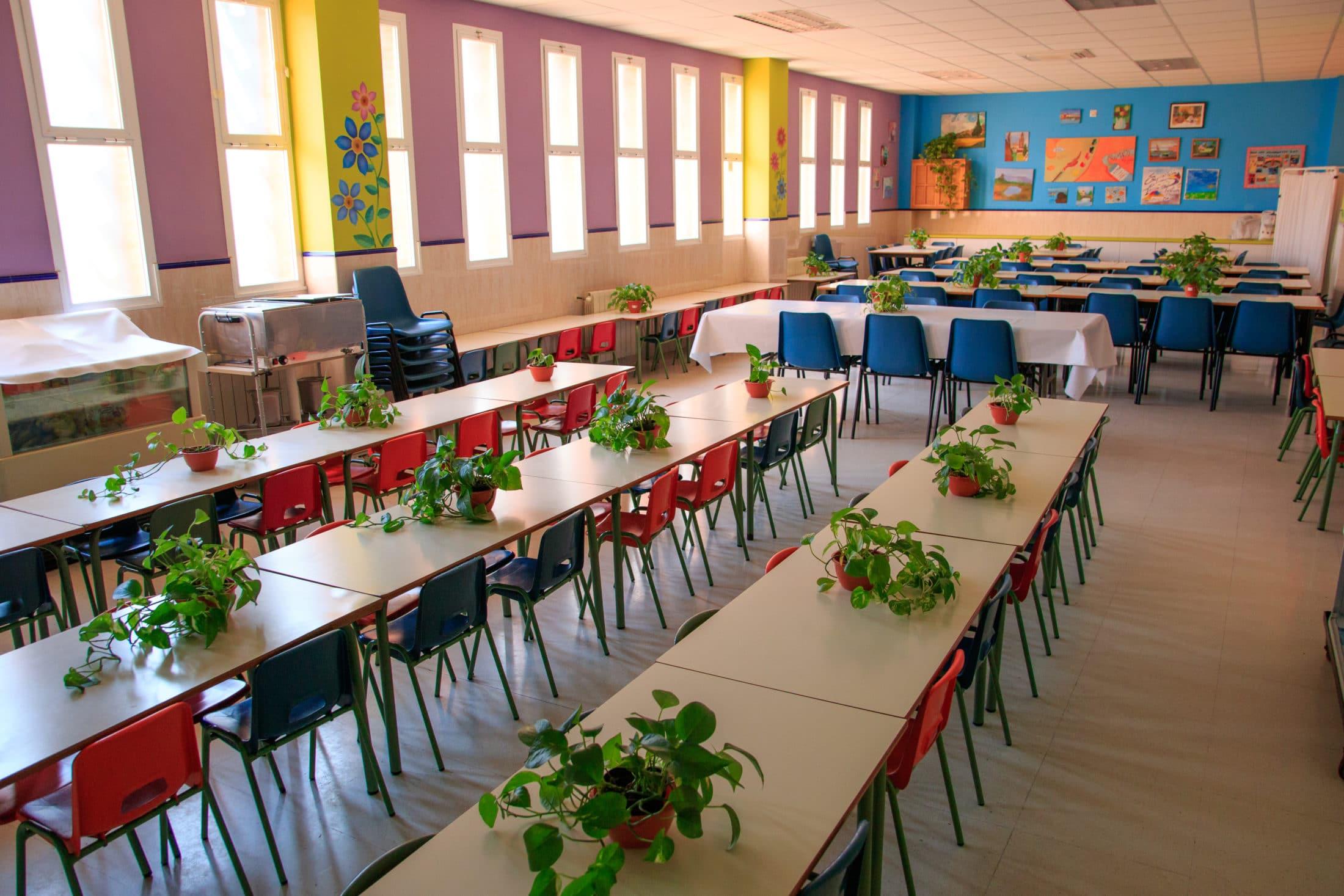 Instalaciones, centro educativo La Luna 3
