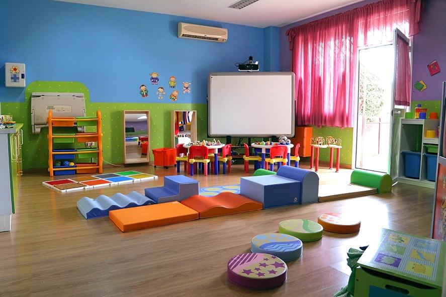 Instalaciones, centro educativo La Luna 2
