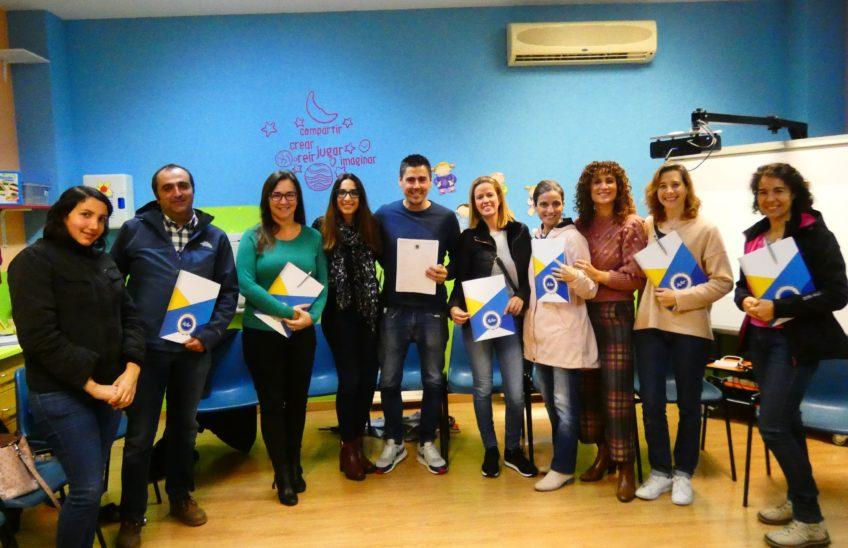 Foto Grupo de los profesores mas profesionales