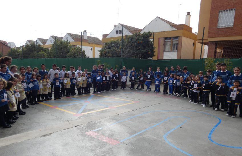 Actividad Recreo, Centro de Enseñanza La Luna 6