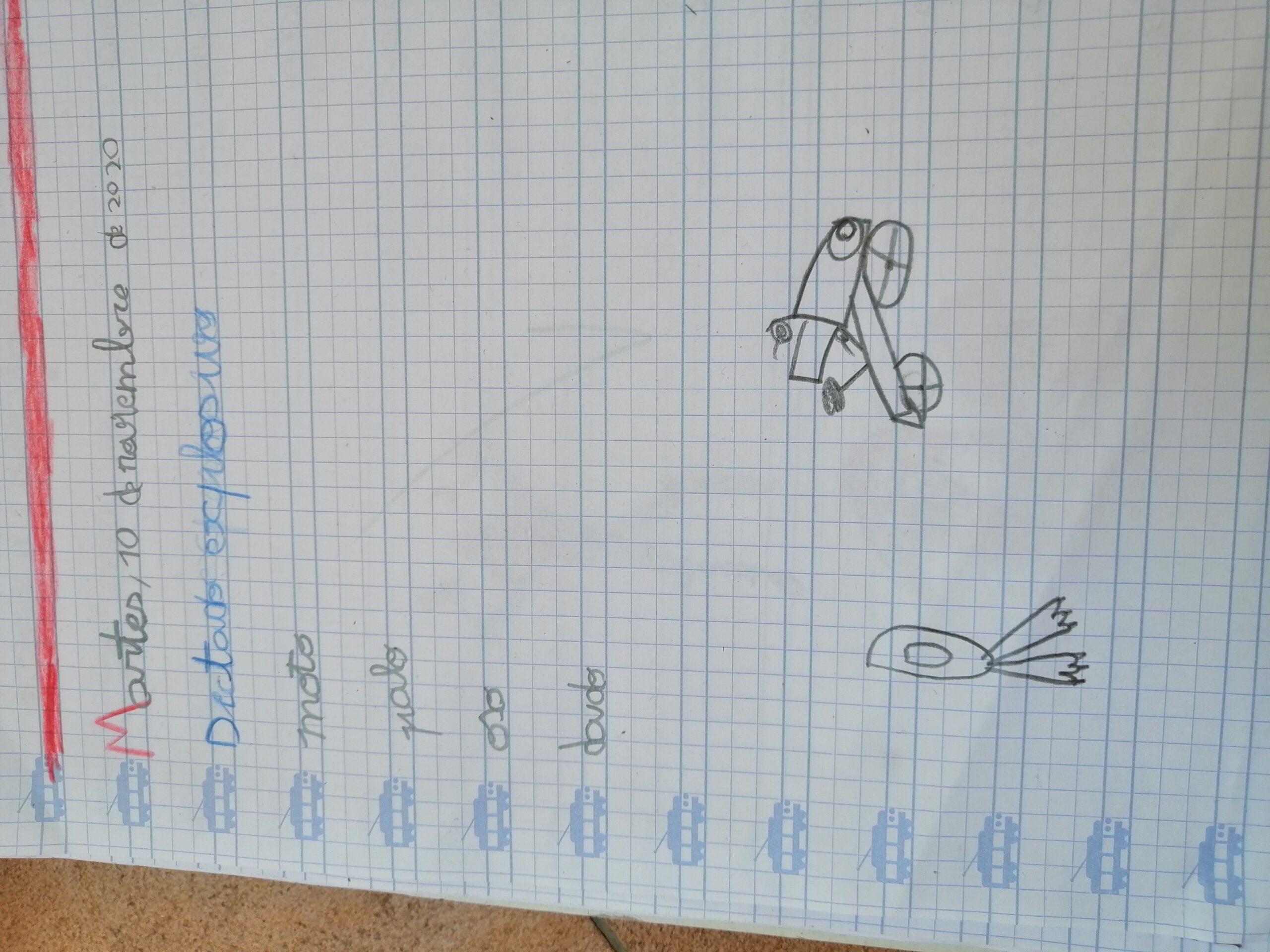 cuaderno educativo